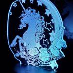 Acrylic LED nightlight